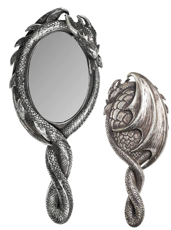 Dragon's Hand Mirror by Alchemy of England