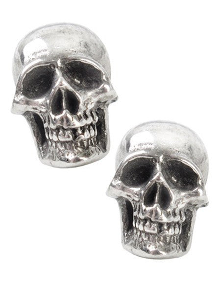 """Mortaurium"" Earrings (Pair) by Alchemy of England - www.inkedshop.com"