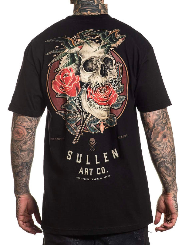 Men's Emerald Sky Tee by Sullen