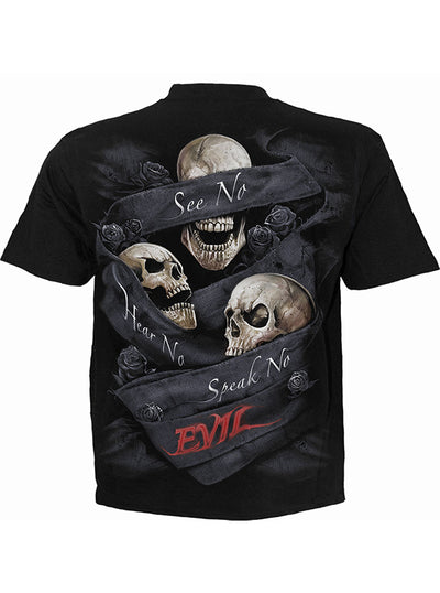 Men's See No Evil Tee by Spiral USA