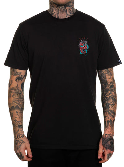 Men's An Eye For An Eye Tee by Sullen