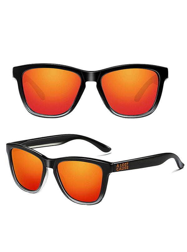 Fade Polarized Sunglasses by A Lost Cause