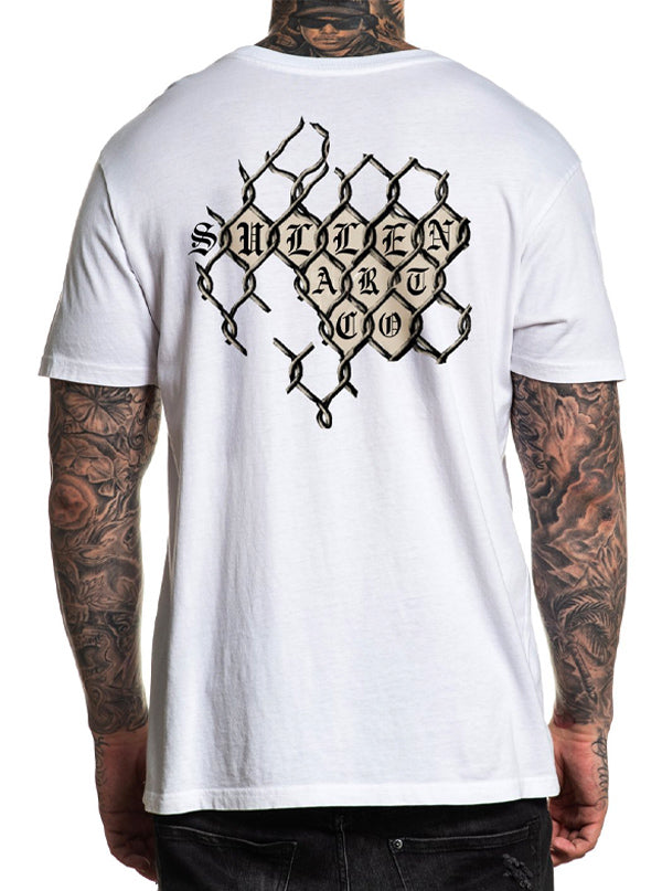Men's Fenced Tee by Sullen