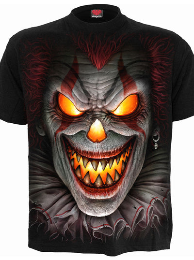 Men's Fright Night Tee by Spiral USA