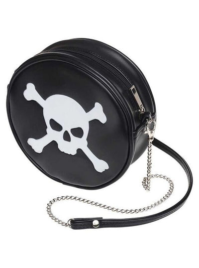 """Skull & Cross Bones"" Bag by Alchemy Of England"