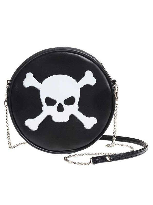 Skull & Cross Bones Bag by Alchemy Of England