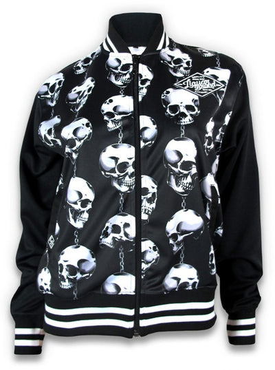 "Women's ""Trinkets"" Jacket by Liquorbrand (Black)"
