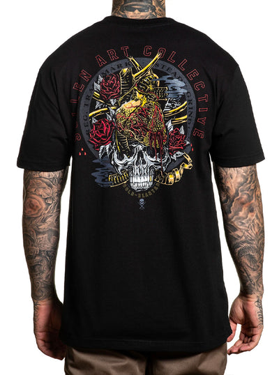Men's Gold Hearted Tee by Sullen