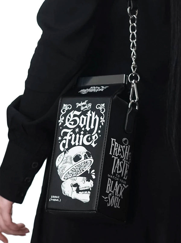 Goth Juice Handbag by Killstar