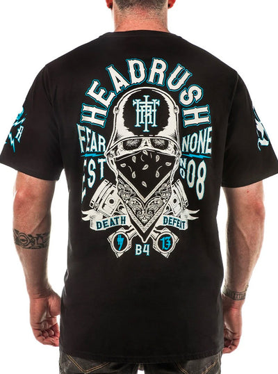 Men's Great Collider Tee by Headrush Brand