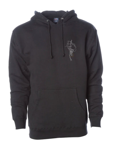 Men's The Hangman Hoodie by Ghost and Darkness