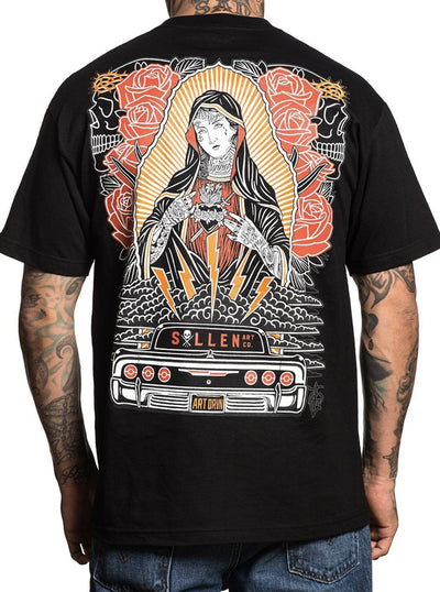 "Men's ""Hopeless"" Tee by Sullen (Black)"
