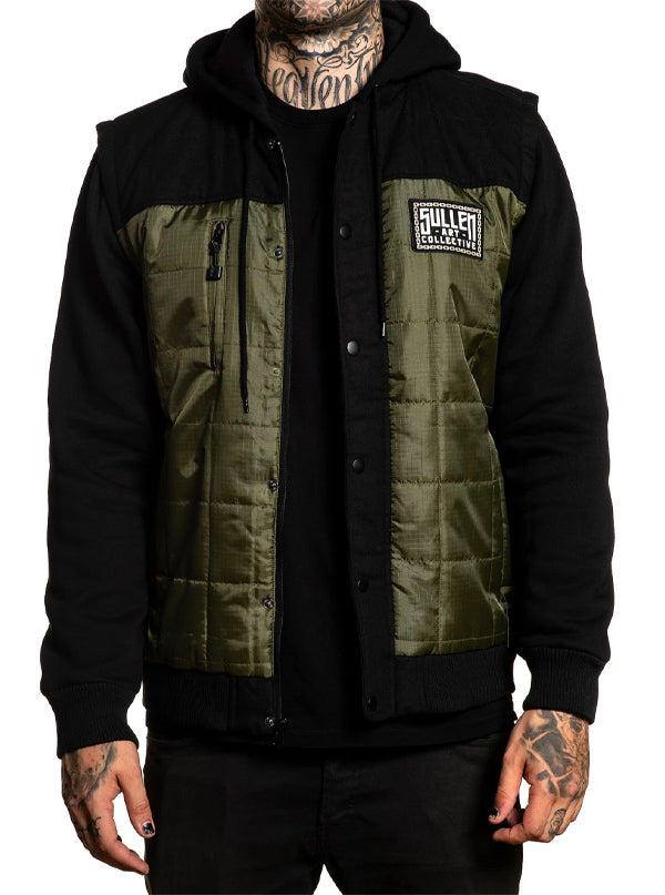 Men's Hunt Jacket by Sullen