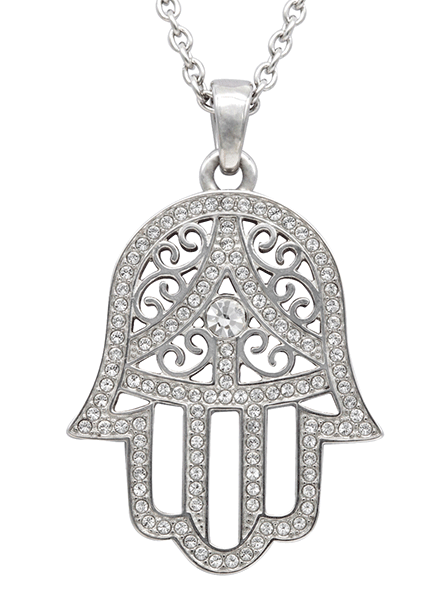 Hamsa Necklace by Controse