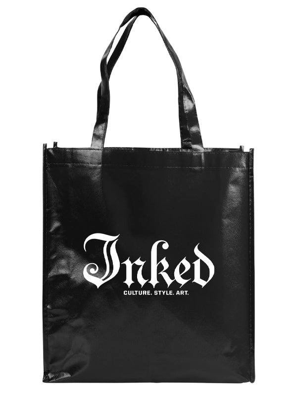 Inked Logo Tote Bag by Inked