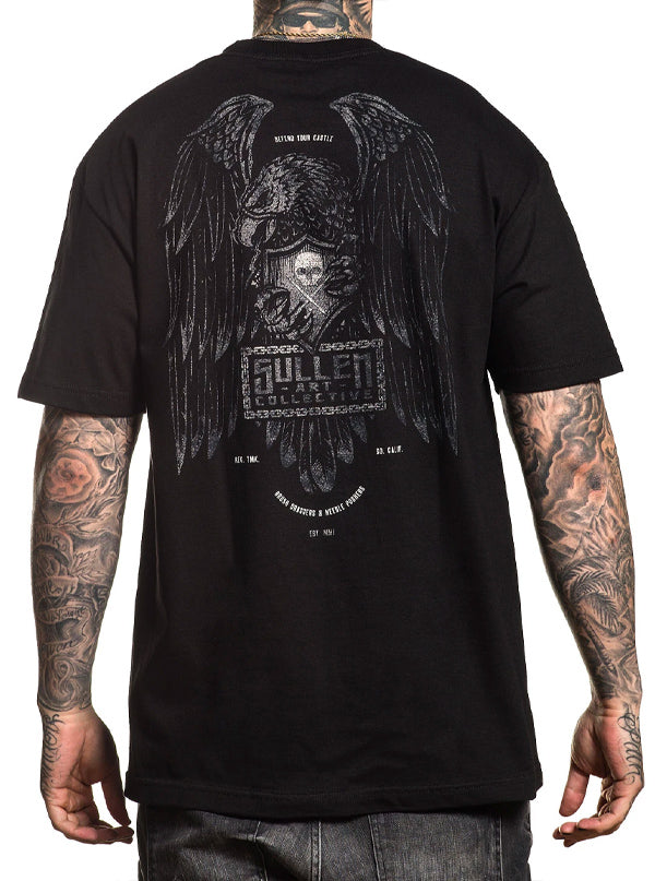 Men's Iron Eagle Tee by Sullen