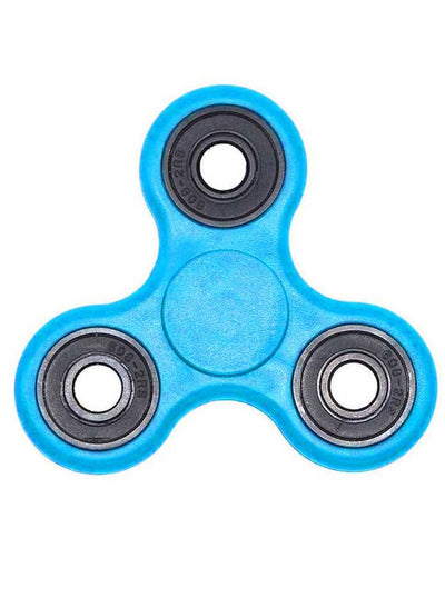 Plastic with Metal Fidget Spinner (More Options)