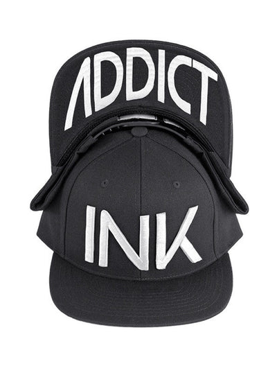"""INK"" Snapback Hat by InkAddict (More Options) - www.inkedshop.com"