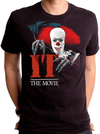 "Men's ""IT The Movie Re-Release"" Tee by Goodie Two Sleeves (Black)"