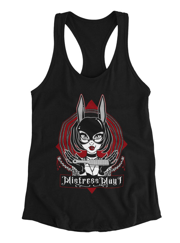 Women's Mistress Jade Tank by Mistress May I