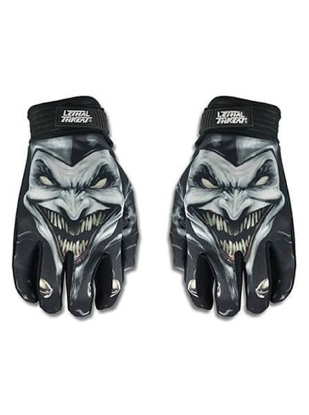 """Jester"" Gloves by Lethal Threat - www.inkedshop.com"