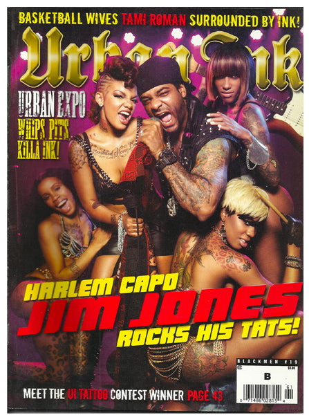 Urban Ink: Issue 19 - Jim Jones