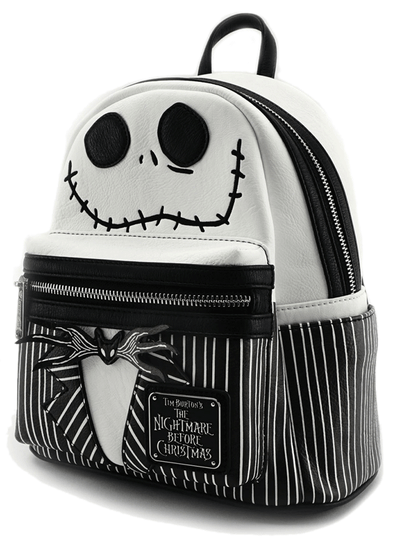 Jack Cosplay Mini Faux Leather Backpack by Loungefly x Nightmare Before Christmas