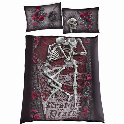 Rest In Peace Bedding by Spiral USA