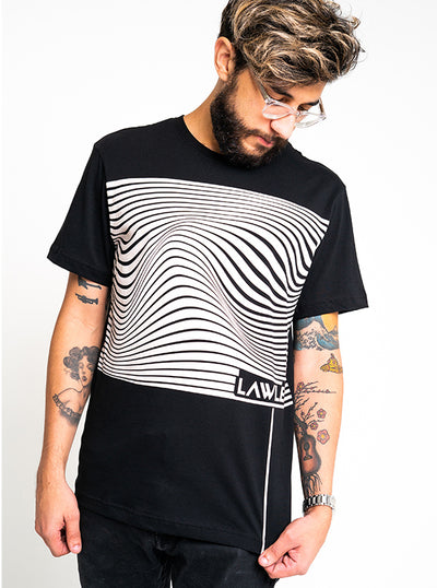 Men's Kinetic Tee by Lawless Apparel