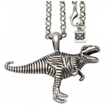 T-Rex Necklace by Kitsch 'n' Kouture - InkedShop - 1