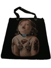 """Kiss"" Tattooed Baby Bag by Intrepid Jewelry (More Options)"