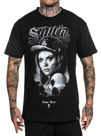 Men's L.A. Chica Tee by Sullen
