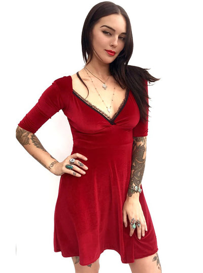 Women's Lola Dress by Switchblade Stiletto