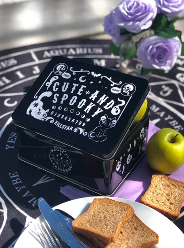 Cute & Spooky Lunchbox by Killstar