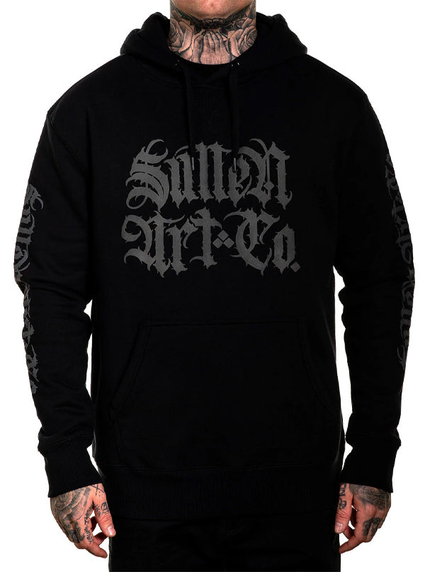 Men's Metal Head Hoodie by Sullen