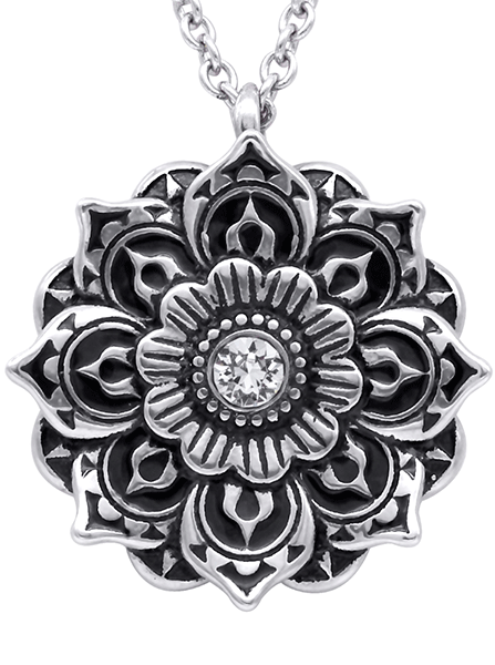 Mandala Necklace by Controse