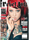 Rebel Ink: 2012 - The Best of Rebel Ink - Megan Massacre (Special Anniversary Issue)