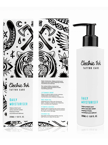 Daily Moisturizer by Electric Ink