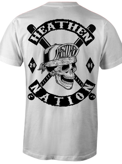 Men's Heathen Nation Tee by Heathen