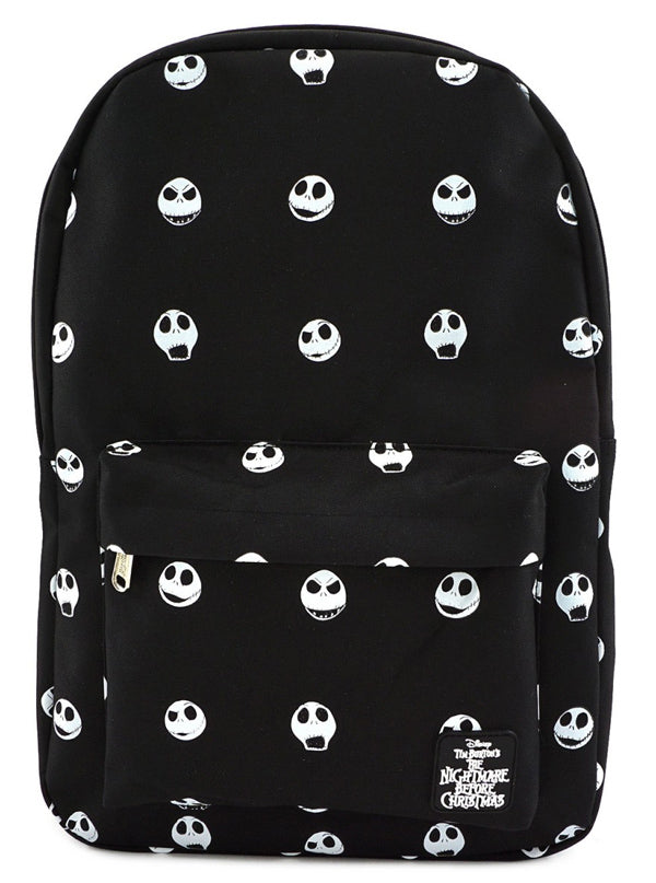 Nightmare Before Christmas: Jack Head Backpack by Loungefly