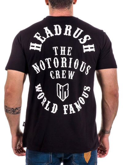 Men's Need For Speed Tee by Headrush Brand
