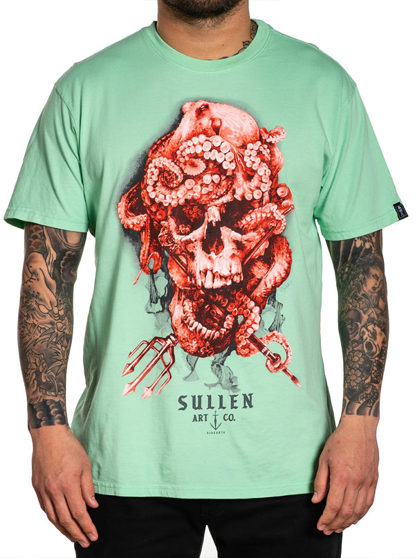 Men's Neptune Tee by Sullen