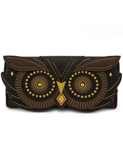 Owl Wallet by Loungefly (Brown)