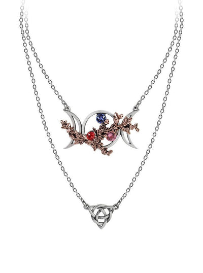 """Wiccan Goddess Of Love"" Necklace by Alchemy of England - www.inkedshop.com"
