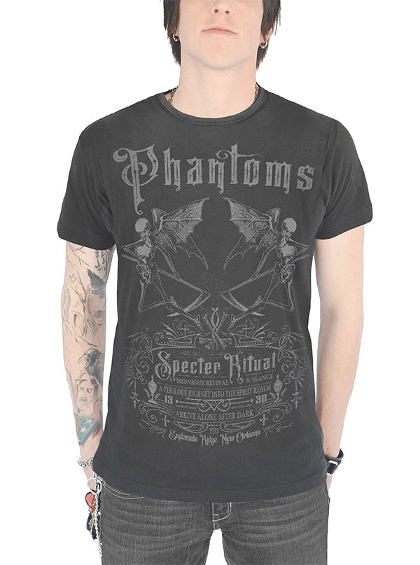 Men's Phantoms Tee by Serpentine Clothing