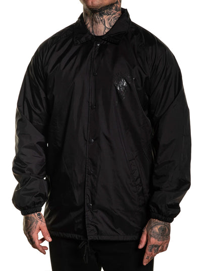 Men's Panther Jacket by Sullen