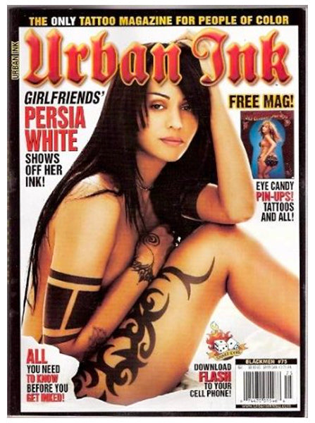 Urban Ink: Issue 75 - Persia White