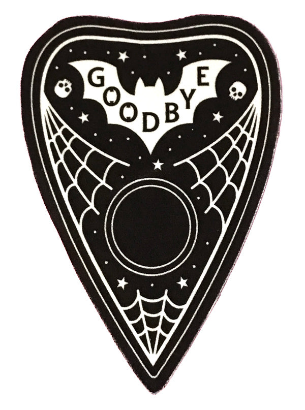Planchette Area Rug by Sourpuss