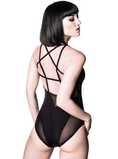 Women's ProserpineOne Piece Swimsuit by Killstar