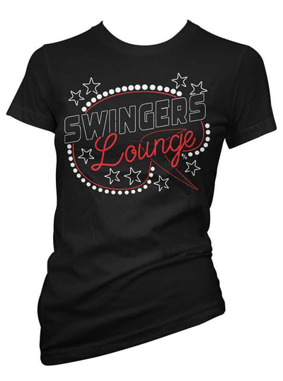 "Women's ""Swingers Lounge"" Collection by Pinky Star (Black) - www.inkedshop.com"